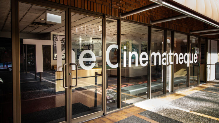 Cinematheque Front logo