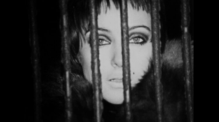Still 1 from Lilford Hall 16mm Peter Whitehead Penny Slinger c 1969 WEB