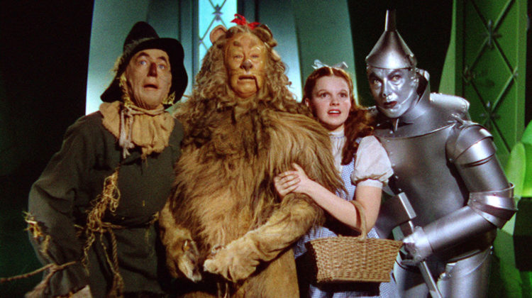 Wizard of Oz 17 Website
