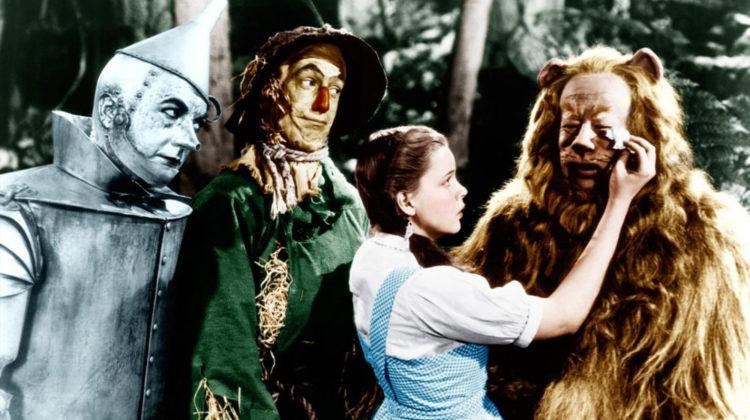 Wizard of Oz website