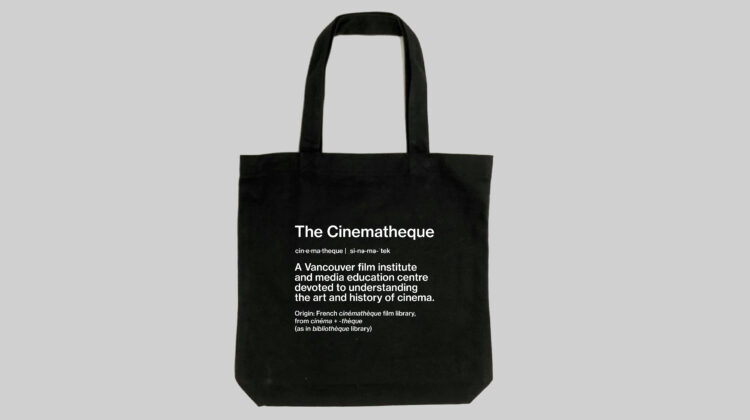 Cinematheque Tote 2020 web1